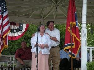 Rep. Debra Moody & Senator Mark Norris